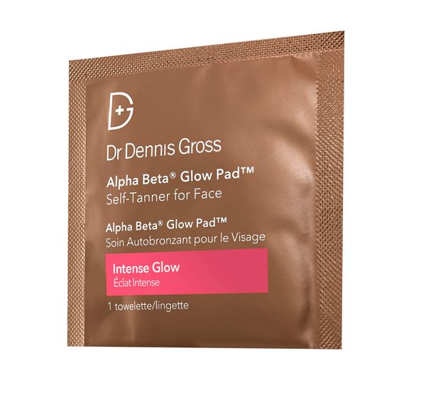 Dr Dennis Gross Alpha Beta Glow Pad For Face - INTENSE