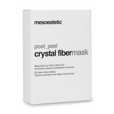 Mesoestetic Post-Peel Crystal Fibermask ME-070105