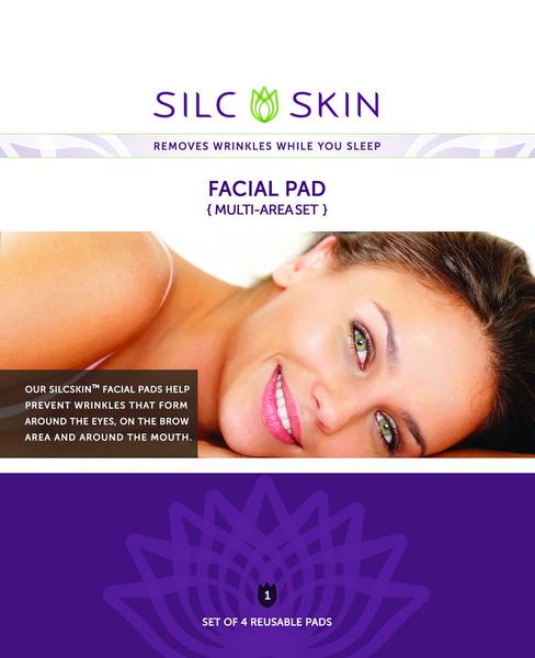 SilcSkin Facial Pad (Multi Area Set)