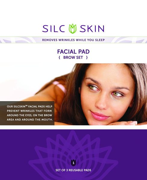 SilcSkin Facial Pad (Brow Set)