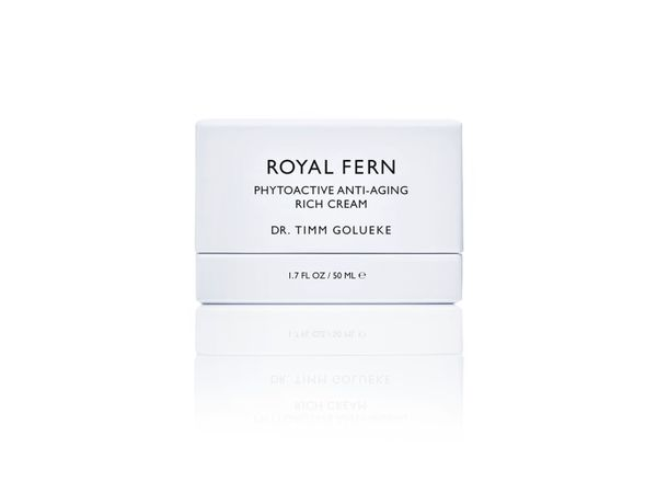 Dr. Timm Golueke ROYAL FERN Phytoactive Anti-Aging Cream RICH