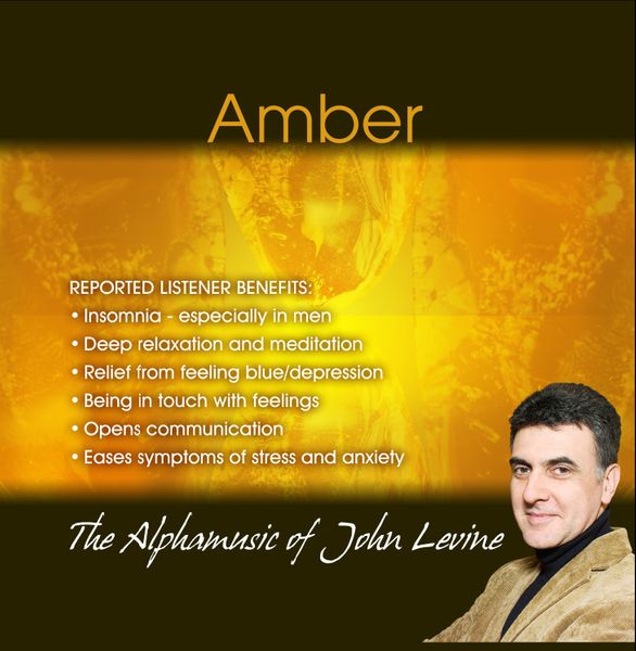 silence of music by John Levine AMBER