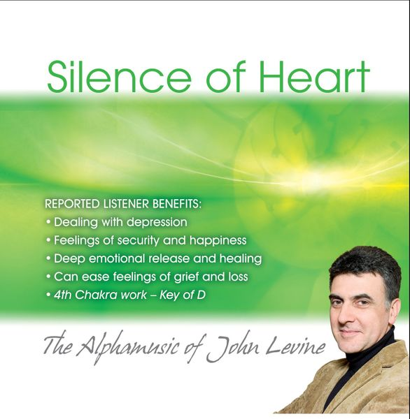 silence of music by John Levine Silence of HEART