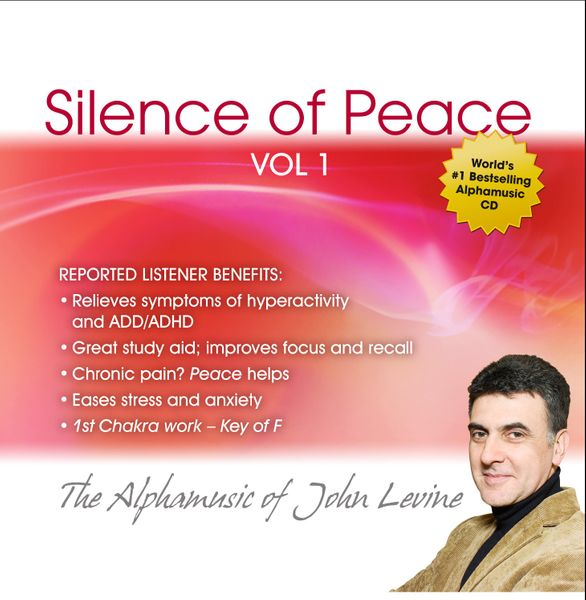 silence of music by John Levine silence of PEACE vol.1