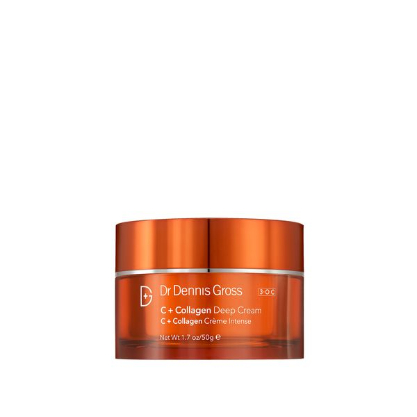 Dr Dennis Gross Vitamin C + Collagen Deep Cream