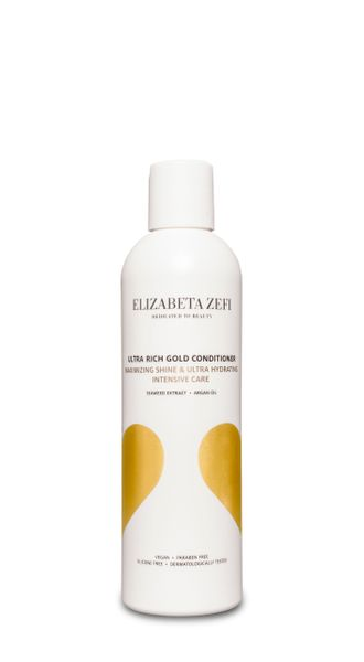 Elizabeta Zefi Ultra Rich Gold Conditioner