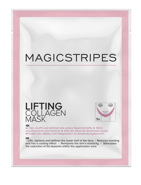 Magicstripes Lifting Collagen Mask-2