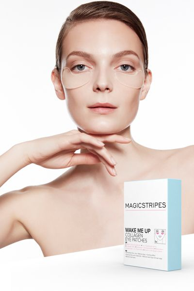 Magicstripes Wake Me Up Collagen Eye Patches-3