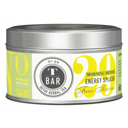 t-bar Energy Splash (Detox-Tee)
