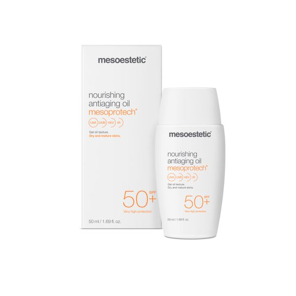 Mesoestetic Mesoprotech Nourishing Antiaging Oil 50+