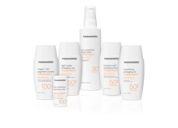 Mesoestetic Mesoprotech Sun Protective Body Lotion 30+-2