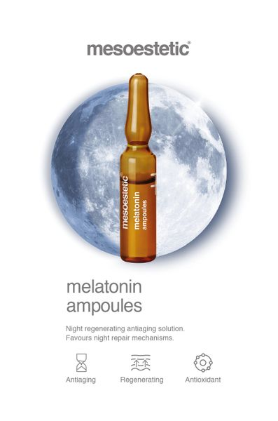 Mesoestetic Melatonin Ampullen