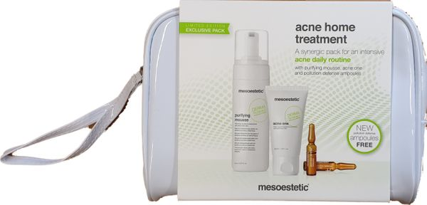 Mesoestetic Acne Line Home Treatment